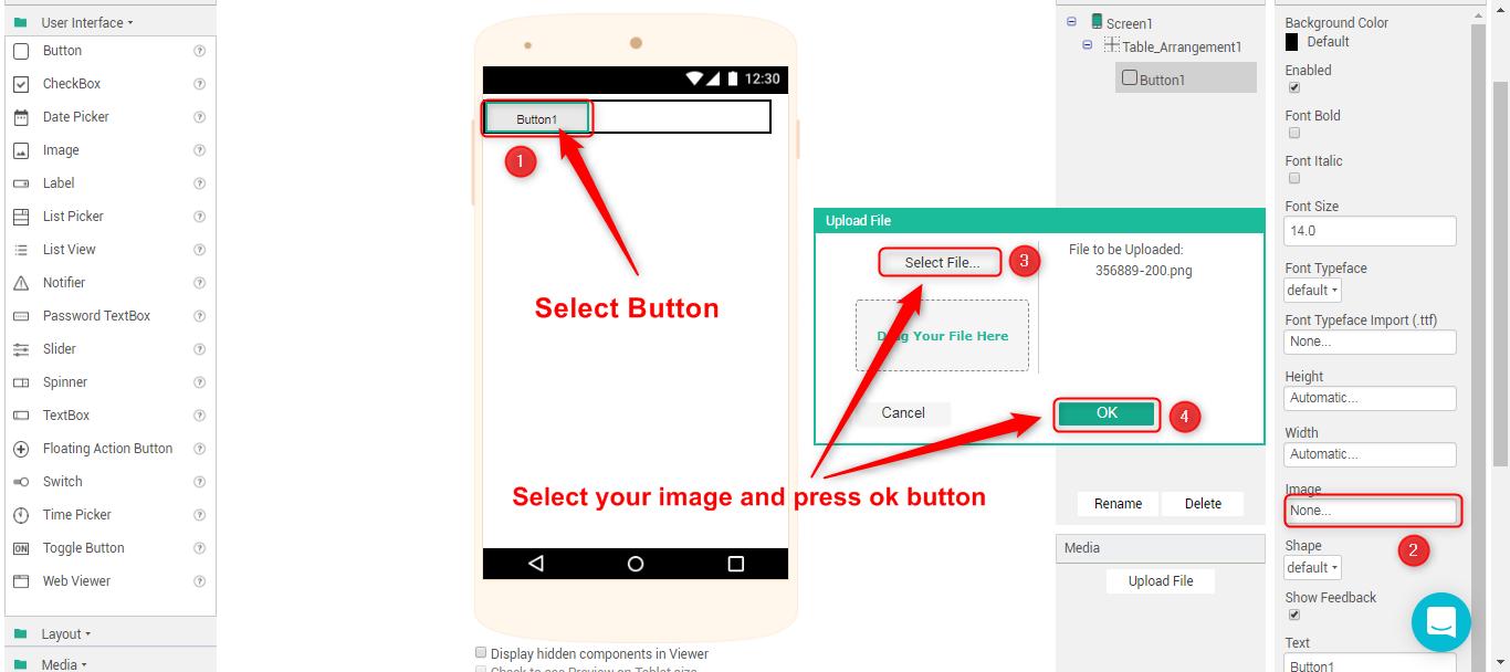 make sidebar for android app