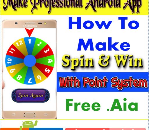 spin and win app