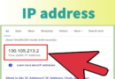 How to find the IP address of computer, laptop and mobile?