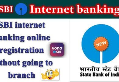 SBI internet banking online registration without going to branch 2020